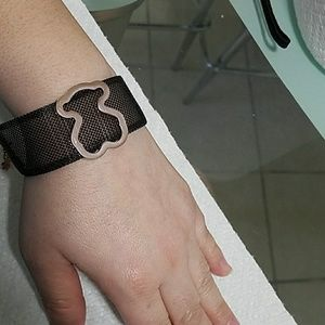Fashion bear stainless bracelet